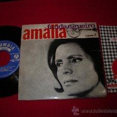 Discos de vinilo: AMALIA RODRIGUES 'FANDANGUEIRO' EP. Lote 36271286