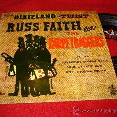 Discos de vinilo: RUSS FAITH & THE CARPETBAGGERS JA DA/SOME OF THESE DAYS ..+2 7