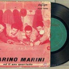 Discos de vinilo: MARINO MARINI : CAPRICCIOSA (1958). Lote 36277138