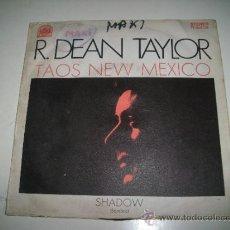 Discos de vinilo: R. DEAN TAYLOR TAOS NEW MEXICO / SHADOW (1972 RARE EARTH ESPAÑA) MOTOWN. Lote 36306968