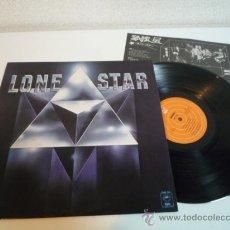Discos de vinilo: LP ROCK 1974 - LONE STAR - LONE STAR - VINILO JAPONÉS. Lote 36287443
