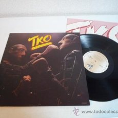 Discos de vinilo: LP HEAVY 1979 - TKO - LET IT ROLL - VINILO JAPONÉS. Lote 36287520