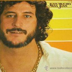 Discos de vinilo: JUAN PARDO - JUAN MUCHO MAS JUAN - LP - HISPAVOX 1980 SPAIN 60 503 - N MINT. Lote 36288237