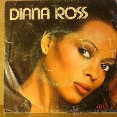 Discos de vinilo: DIANA ROSS - I'M COMING OUT / GIVE OUT - MOTOWN 1-10.138 - 1980. Lote 36303555