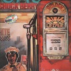 Discos de vinilo: CHUCK BERRY-GOLDEN DECADE 1955 1965 3 LP´S. Lote 36305402