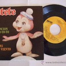 Discos de vinilo: PETETE. Lote 36309681