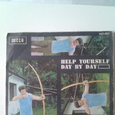 Discos de vinilo: VINILO 45.TOM JONES.HELP YOURSELF. DAY BY DAY.1968. Lote 36333633
