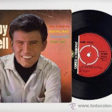Discos de vinilo: BOBBY RYDELL EP 45 RPM INGLES. HEY EVERYBODY+3. CAMEO AÑO 1963. Lote 94231477
