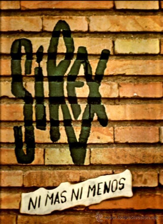 LP LOS SIREX : NI MAS NI MENOS ( COMPLETAMENTE NUEVO ) (Música - Discos - LP Vinilo - Grupos Españoles 50 y 60)