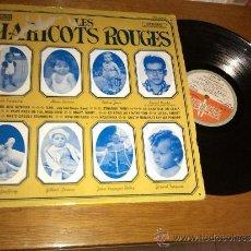 Discos de vinilo: THE HARICOTS ROUGES - LP. Lote 36324135