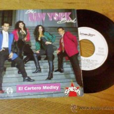 Discos de vinilo: NEW YORK BAND. EL CARTERO MEDLEY.. Lote 36334712