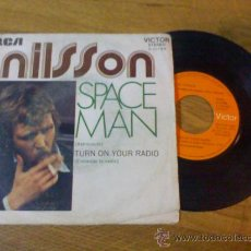 Dischi in vinile: NILSSON.SPACEMAN.TURN ON YOUR RADIO.. Lote 36357777