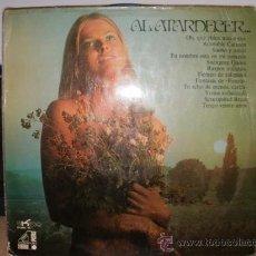 Discos de vinilo: AL AMANECER RECOPILATORIO CANCIONES ROMANTICAS. Lote 36433642