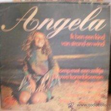 Discos de vinilo: ANGELA K-BEN CONKIND VAN STRAND ENWIND. Lote 36433669