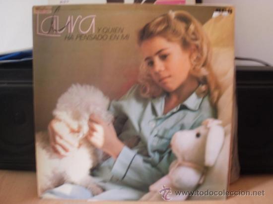 LAURA Y QUIEN HA PENSADO EN MI (Música - Discos - LPs Vinilo - Música Infantil)