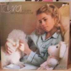 Discos de vinilo: LAURA Y QUIEN HA PENSADO EN MI. Lote 36433861