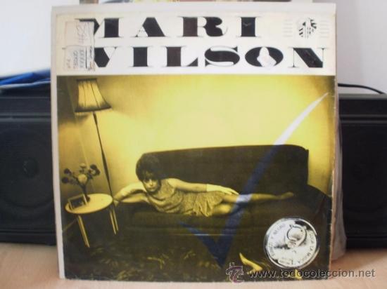 MARI WILSON (Música - Discos - LP Vinilo - Pop - Rock - Internacional de los 70)