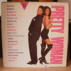 Discos de vinilo: PRETTY WOMAN BANDA SONORA DE LA PELICULA. Lote 36448209