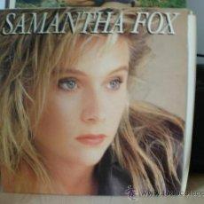 Discos de vinilo: SAMANTHA FOX CON EL DISCO ROTO DENTRO. Lote 36448270
