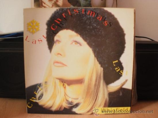 WHIGFIELD LAT CHRISTMAS SINGLE (Música - Discos - Singles Vinilo - Pop - Rock Internacional de los 90 a la actualidad)