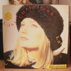 Discos de vinilo: WHIGFIELD LAT CHRISTMAS SINGLE. Lote 36448346
