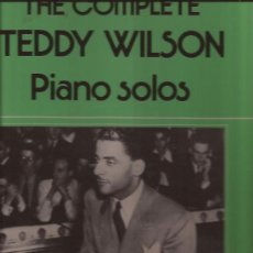 Discos de vinilo: LP-TEDDY WILSON SOLO PIANOS-CBS 66370-BOX SET 3 LP´S + FOLLETO 8 PAGS-JAZZ. Lote 36327738