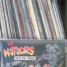 Discos de vinilo: THE METEORS - THESE EVIL THINGS. Lote 36328307