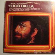 Discos de vinilo: VINILO LP LUCIO DALLA - 4 MARZO E ALTRE STORIE DI LUCIO DALLA (ITALIA, 1976).. Lote 36329402