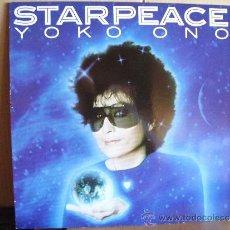 Discos de vinilo: YOKO ONO --- STARPEACE. Lote 36331173