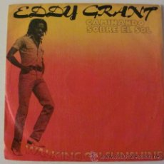 Discos de vinil: EDDY GRANT - WALKING ON SUNSHINE - SINGLE 1979. Lote 36345979
