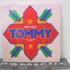 Discos de vinilo: THE WHO - TOMMY - EDICION ESPAÑOLA - PROMO - POLYDOR 1975. Lote 36357619