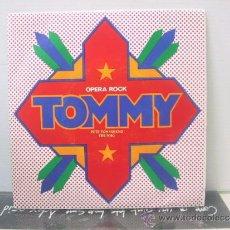 Discos de vinilo: THE WHO - TOMMY - EDICION ESPAÑOLA - PROMO - POLYDOR 1975. Lote 36357666