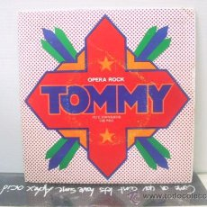 Discos de vinilo: THE WHO - TOMMY - EDICION ESPAÑOLA - PROMO - POLYDOR 1975. Lote 36357710