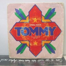 Discos de vinilo: THE WHO - TOMMY - EDICION ESPAÑOLA - PROMO - POLYDOR 1975. Lote 36357759