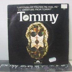 Discos de vinilo: THE WHO - TOMMY - EDICION ESPAÑOLA - POLYDOR 1975. Lote 36357833