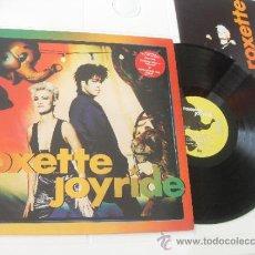 Discos de vinilo: ROXETTE LP DISCO VINILO JOYRIDE EDIT. GERMANY 1991 MATRIX EMD 1019. Lote 36366278
