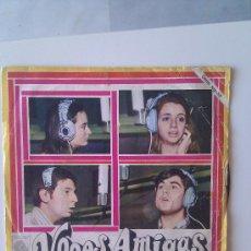 Discos de vinilo: VINILO 45.VOCES AMIGAS.FIN DE SEMANA.QUE MAS DÁ. Lote 36367598