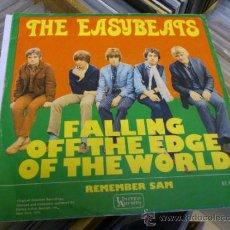 Discos de vinilo: THE EASYBEATS EASY BEATS FALLING OFF THE EDGE OF THE WORLD SINGLE VINILO . Lote 36381488