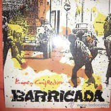 Barricada-Barrio Conflictivo-raro