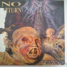 Discos de vinilo: NO RETURN - CONTAMINATION RISES. Lote 36399022