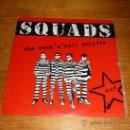 Discos de vinilo: DISCO LP SQUADS. PUNK ROCK OI HARD CORE SKA. Lote 36402493
