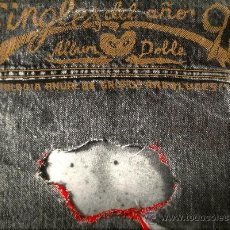 Discos de vinilo: DOBLE LP ANTOLOGIA GRUPOS ANDALUCES: LOS RELICARIOS, LOS LAGARTOS, LOS EJES, EL SUR,RECARGABLE. Lote 36402585