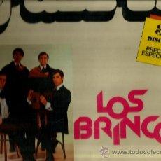 Discos de vinilo: TRIPLE LP DE LOS BRINCOS : PUZZLE ( 29 CANCIONES ) . Lote 36402661