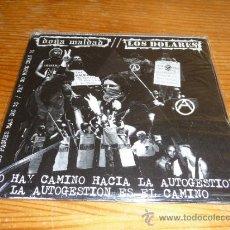Discos de vinilo - Disco EP Doña maldad, Los dolares. Punk rock oi Hard core ska - 36408931