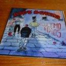 Discos de vinilo: DISCO EP RIOT SQUAD, EL ULTIMO ADIOS. PUNK ROCK OI HARD CORE SKA. Lote 36408989