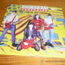 Discos de vinilo: DISCO SINGLE AEROLINEAS FEDERALES. PUNK ROCK OI HARD CORE SKA. Lote 36409042