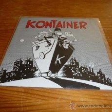 Discos de vinilo - Disco EP Kontainer. Punk rock oi Hard core ska - 36409106