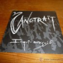 Discos de vinilo: DISCO SINGLE SANGTRAÏT. HEAVY METAL PUNK ROCK OI HARD CORE SKA. Lote 36409115