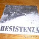 Discos de vinilo: DISCO SINGLE RESISTENZA. DISCO ESPECIAL TRASPARENTE. PUNK ROCK OI HARD CORE SKA. Lote 36409282