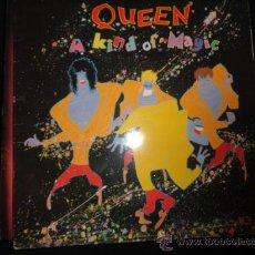 Disques de vinyle: QUEEN LP KING OF MAGIC. Lote 36427754